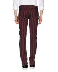 Dolce & Gabbana - Purple Denim Pants for Men - Lyst
