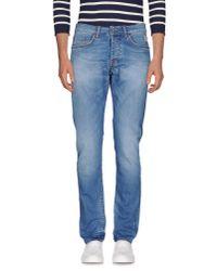Roy Rogers   Blue Denim Pants for Men   Lyst