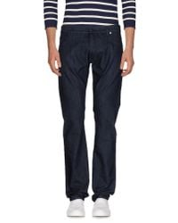 Z Zegna | Blue Denim Pants for Men | Lyst