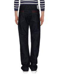 Replay - Blue Denim Pants for Men - Lyst