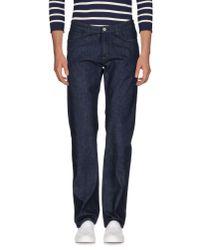 Tru Trussardi | Blue Denim Pants for Men | Lyst