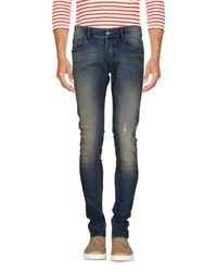 Jcolor | Blue Denim Pants for Men | Lyst