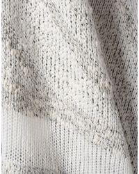 Line - White Cardigan - Lyst