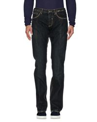 Neil Barrett | Blue Denim Pants for Men | Lyst