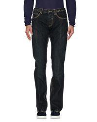 Neil Barrett - Blue Denim Pants for Men - Lyst