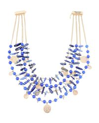 Rosantica - Blue Necklace - Lyst