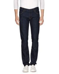 Notify - Blue Denim Pants for Men - Lyst