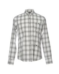 Antony Morato - White Shirt for Men - Lyst