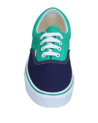 Vans | Green Low-tops & Sneakers for Men | Lyst