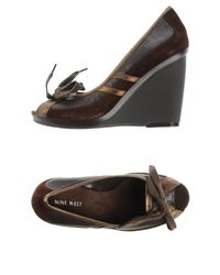 Nine West | Brown Loafer | Lyst
