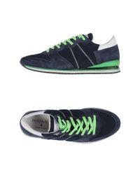 Patrizia Pepe - Blue Low-tops & Sneakers for Men - Lyst