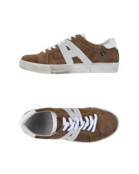 Alessandro Dell'acqua | Brown Low-tops & Sneakers for Men | Lyst