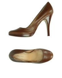 Nine West | Brown Pump | Lyst
