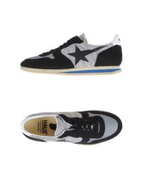 Haus By Golden Goose Deluxe Brand | Black Low-tops & Trainers for Men | Lyst