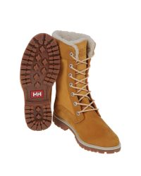 Helly Hansen - Natural Ankle Boots - Lyst