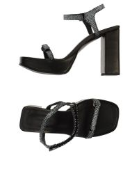 Surface To Air | Black Sandals | Lyst
