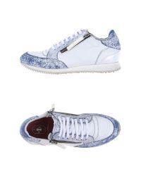 Bruno Bordese   White Low-tops & Sneakers for Men   Lyst