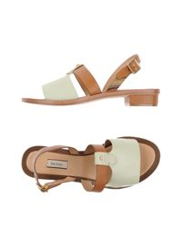 Paul Smith - Green Sandals - Lyst