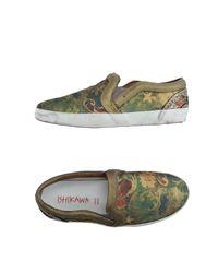 Ishikawa - Green Low-tops & Sneakers - Lyst