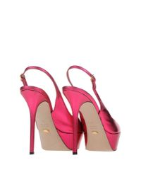 Sergio Rossi - Multicolor Sandals - Lyst