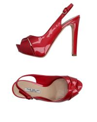 The Seller - Red Pump - Lyst