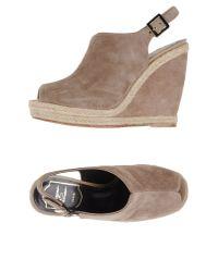 Roger Vivier | Natural Sandals | Lyst