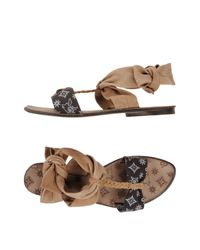Ra-re - Natural Sandals - Lyst