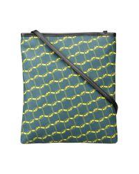 Roberta Di Camerino | Blue Medium Fabric Bag | Lyst