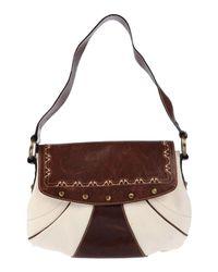 Vicini - White Shoulder Bag - Lyst