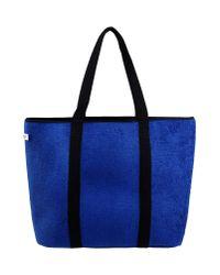 Pijama - Blue Shoulder Bag - Lyst
