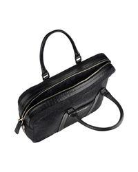 DSquared² - Black Work Bags for Men - Lyst