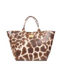 Just Cavalli   Brown Handbag   Lyst