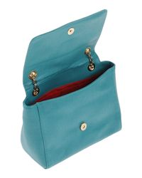 Blumarine - Blue Shoulder Bag - Lyst