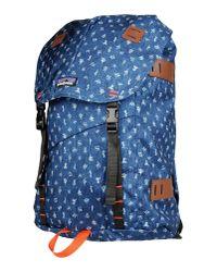 Patagonia - Blue Backpacks & Bum Bags - Lyst
