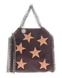 Stella McCartney   Purple Falabella Shoulder Bag   Lyst