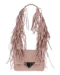 Sara Battaglia | Pink Cross-body Bag | Lyst