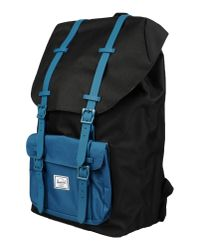 Herschel Supply Co. - Black Rucksacks & Bumbags - Lyst