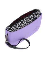 Ju'sto - Purple Handbag - Lyst
