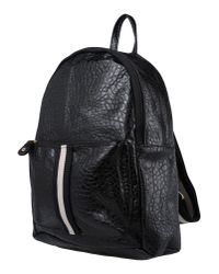 Pieces | Black Backpacks & Fanny Packs | Lyst