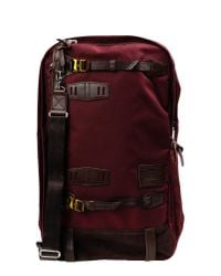 Master Piece - Red Backpacks & Fanny Packs for Men - Lyst