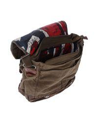 Napapijri - Natural Cross-body Bag - Lyst