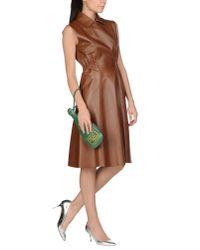 Charlotte Olympia - Green Handbag - Lyst