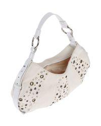 Le Silla - White Handbag - Lyst
