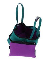 Leghilà | Green Handbag | Lyst