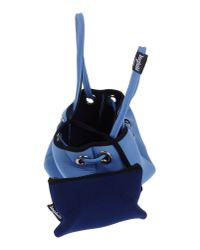Leghilà - Blue Handbag - Lyst