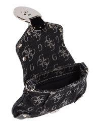 Guess - Black Cross-body Bag - Lyst
