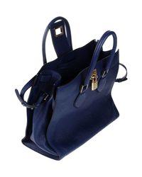 Roberto Cavalli - Blue Handbag - Lyst