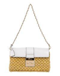 MICHAEL Michael Kors | White Handbag | Lyst