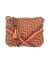Antik Batik | Brown Cross-body Bag | Lyst