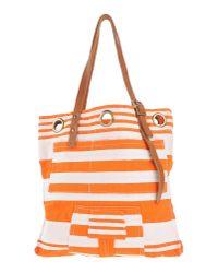 Elliot Mann | Orange Shoulder Bag | Lyst